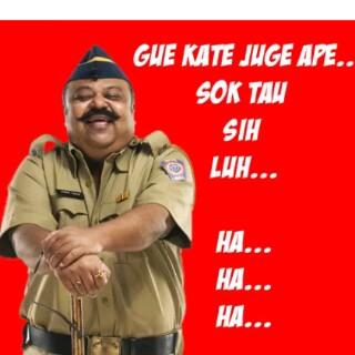 Dp Gokil Gangnam Style